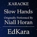 Slow Hands (Originally Performed by Niall Horan) [Karaoke No Guide Melody Version]/EdKara