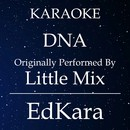 DNA (Originally Performed by Little Mix) [Karaoke No Guide Melody Version]/EdKara