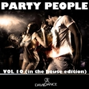 Party People Vol. 10/DJ Donny & Andy Pitch & Mauro Cannone & Aki Drope & Dj Benq & Meik & Daviddance, Klaudia Kix & Stereomasters & Fickry Hard & Ale Rossi