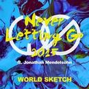 Never Letting Go 2015 (feat. Jonathan Mendelsohn)/WORLD SKETCH