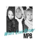 WHITE LOVE STORY/マジカル パレード BEACH