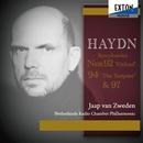 ハイドン交響曲集1:交響曲 第 92番 「オックスフォード」、第 94番 「驚愕」&第 97番/ヤープ・ヴァン・ズヴェーデン/オランダ放送室内フィルハーモニー