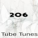 Tube Tunes, Vol.206/DJ Nikita Noskow/Alexandr Frost/DJ Emil Tunes/Alex Greenhouse/Gosh/Dj Kolya Rash/Alex  Sender/Cream Sound/Cos Tique/B-N!NE