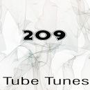 Tube Tunes, Vol.209/Cj Bullet/Andre Hecht/Volga Faders Project/Andrew By/Onefold & Snork/Dyno/Nic Bax/Cream Sound/Asten/Underset/Microtrauma/Cos Tique/Arson Miles & DXES