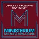 Rock The Party/DJ Favorite/DJ Kharitonov/Mars3ll/Jonvs