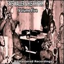 Fats Waller & His Rhythm - Volume Five/Fats Waller & His Rhythm