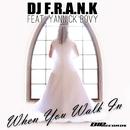 When You Walk In (feat. Yannick Bovy) [Radio Edit]/DJ F.R.A.N.K