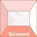 仄暗い闇の中から feat.GUMI/Sawend