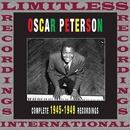 The Complete 1945-1949 Recordings/Oscar Peterson