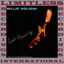 Last Recording/Billie Holiday