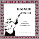 Complete Recorded Works, 1931-1933/Blind Willie McTell