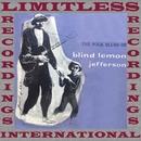 The Folk Blues of Blind Lemon Jefferson/Blind Lemon Jefferson