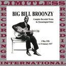 In Chronological Order, 1936-1937/Big Bill Broonzy