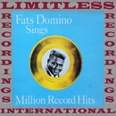 Sings Million Record Hits/Fats Domino