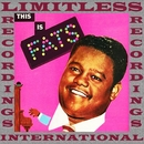 This is Fats/Fats Domino