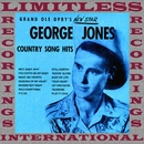 Country Song Hits (Grand Ole Opry's New Star)/George Jones