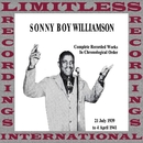 Complete Recorded Works In Chronological Order, 1939-1941/Sonny Boy Williamson
