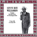 Complete Recorded Works In Chronological Order, 1938-1939/Sonny Boy Williamson