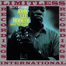 That's My Story, Sings The Blues/John Lee Hooker