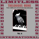 The Complete Riverside Recordings, Vol. 4 (HQ Remastered Version)/Thelonious Monk