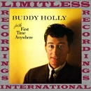 For The First Time Anywhere (HQ Remastered Version)/Buddy Holly