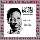 Complete Recorded Works, 1929-1930, Vol. 5 (HQ Remastered Version)/Lonnie Johnson