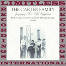 Longing for Old Virginia, 1934 (Complete Victor, HQ Remastered Version)/The Carter Family