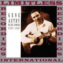 Blues Singer, 1929-1931 (HQ Remastered Version)/Gene Autry