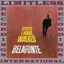 Streets I Have Walked (HQ Remastered Version)/Harry Belafonte