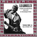 Complete Recorded Works, Vol. 4, 1944 (HQ Remastered Version)/Leadbelly