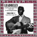 Complete Recorded Works, Vol. 1, 1939-1940 (HQ Remastered Version)/Leadbelly