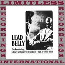 The Remaining Library Of Congress Recordings Volume 4, 1935-1938 (HQ Remastered Version)/Leadbelly