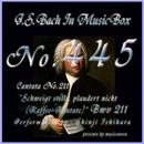 J・S・バッハ:カンタータ第211 おしゃべりはやめて、お静かに(コーヒーカンタータ) BWV211(オルゴール)/石原眞治