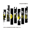 moonriders LIVE at SHINDAITA FEVER/MOONRIDERS
