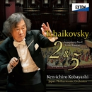 チャイコフスキー:交響曲 第2番「小ロシア」&第5番/小林研一郎/日本フィルハーモニー交響楽団