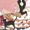 お菓子の盤/「猫十字社」