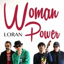 WOMAN POWER - Single/LORAN