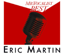 MR.VOCALIST BEST/Eric Martin
