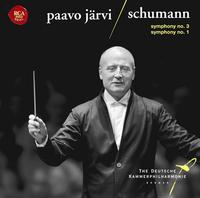 シューマン:交響曲第1番「春」&第3番「ライン」