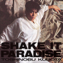 SHAKE IT PARADISE/Toshinobu Kubota with Naomi Campbell