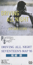 DRIVING ALL NIGHT/尾崎 豊