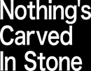 Shimmer Song/Nothing's Carved In Stone