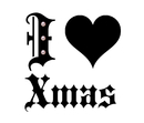 I LOVE XMAS/Tommy heavenly6