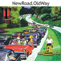 New Road, Old Way/T-SQUARE ...