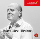 ブラームス:交響曲第1番&ハイドンの主題による変奏曲/Paavo Jarvi & Deutsche Kammerphilharmonie Bremen