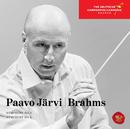ブラームス:交響曲第3番&第4番/Paavo Jarvi & Deutsche Kammerphilharmonie Bremen