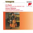 バッハ:無伴奏チェロ組曲(全曲)[1992年録音]/アンナー・ビルスマ