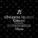 KINGDOM HEARTS Concert -First Breath- Album/SQUARE ENIX