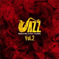 SQUARE ENIX JAZZ Vol.2/Various Artists