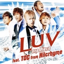 one Piece feat. TOC from Hilcrhyme/LUV